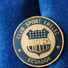 Coleccionismo deportivo: EMELEC (ECUADOR). Lote 169327144