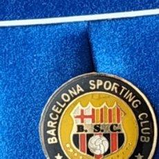 Coleccionismo deportivo: BARCELONA SPORTING (ECUADOR). Lote 169327712