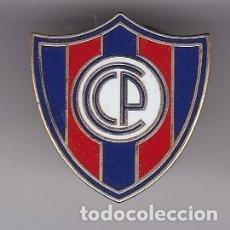 Coleccionismo deportivo: PIN DE FUTBOL DEL CLUB CERRO PORTEÑO - PARAGUAY (FOOTBALL). Lote 178618166