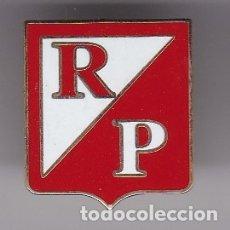 Coleccionismo deportivo: PIN DE FUTBOL DEL CLUB RIVER PLATE ASUNCION - PARAGUAY (FOOTBALL). Lote 178618235