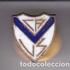 Coleccionismo deportivo: ANTIGUO PIN DE OJAL ESMALTADO DEL FUTBOL DEL CLUB ATLETICO VELEZ SARSFIELD (ARGENTINA) (FOOTBALL). Lote 178641998