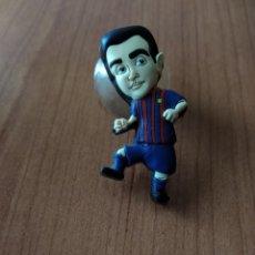 Coleccionismo deportivo: ANTIGUO ( PIN XAVI F.C. BARCELONA CON VENTOSA ). MÁS ARTÍCULOS DEPORTES EN MI PERFIL.. Lote 179525505