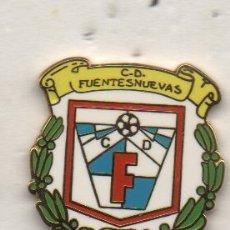 Coleccionismo deportivo: FUENTESNUEVAS C.D.-FUENTESNUEVAS-LEÓN. Lote 180211623