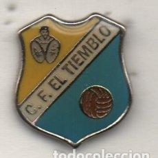 Coleccionismo deportivo: EL TIEMBLO C.F.-EL TIEMBLO-AVILA. Lote 180211700