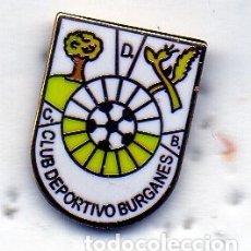 Coleccionismo deportivo: BURGANES C.D.-BURGANES DE VALVERDE-ZAMORA. Lote 180211712