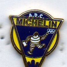 Coleccionismo deportivo: MICHELIN A.D.C.-VALLADOLID. Lote 180211717