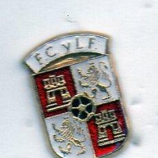 Coleccionismo deportivo: FEDERACION DE CASTILLA Y LEON DE FUTBOL-VALLADOLID. Lote 180211760