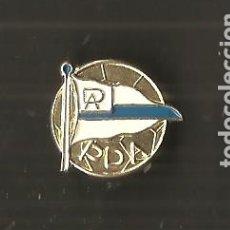 Coleccionismo deportivo: PIN, DEPORTIVO ALAVÉS, PDA EN PARTE INFERIOR, MUY RARO. Lote 181146758
