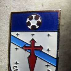 Coleccionismo deportivo: INSIGNIA DE IMPERD - - CENTRO GALLEGO C.F. - CLUB DE FUTBOL - FEDERACIÓN VIZCAINA - AÑOS 60´S - 70'S. Lote 182123373