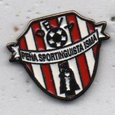 Colecionismo desportivo: PEÑA SPORTING ISMA-GIJÓN-ASTURIAS. Lote 182522821