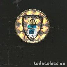 Coleccionismo deportivo: PIN DE FUTBOL REAL OVIEDO. Lote 182816616