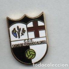 Collectionnisme sportif: CASAS FERNANDO ALONSO C.D.E.-CASAS DE FERNANDO ALONSO-CUENCA. Lote 182951467