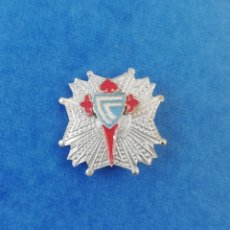 Coleccionismo deportivo: ANTIGUA INSIGNIA PIN SE AGUJA DEL REAL CLUB CELTA DE VIGO RC FUTBOL GALICIA.. Lote 183289027