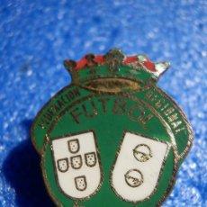 Coleccionismo deportivo: INSIGNIA DE IMPERDIBLE - FEDERACION REGIONAL DE FUTBOL - NORTE DE ÁFRICA - 50'S - 60'S. Lote 183730908