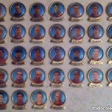 Coleccionismo deportivo: LOTE 32 PIN O PINS ANTIGUOS JUGADORES FUTBOL CLUB BARCELONA. Lote 183886466