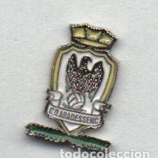 Coleccionismo deportivo: ABADESSENC C.D.-SANT JOAN DE LES ABADESSES-GERONA. Lote 186170445