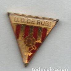 Coleccionismo deportivo: RUBI U.D.-RUBI-BARCELONA. Lote 186179121