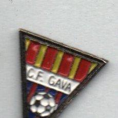 Coleccionismo deportivo: GAVA C.F.-GAVA-BARCELONA. Lote 186179213