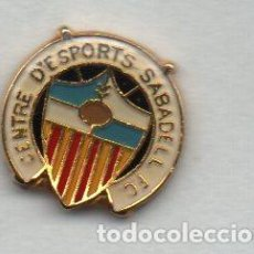 Coleccionismo deportivo: SABADELL CENTRO DEPORTES F.C.-SABADELL-BARCELONA. Lote 186179681