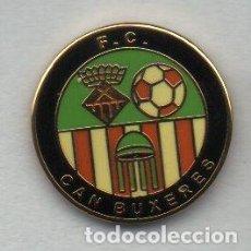 Coleccionismo deportivo: CAN BUXERES F.C.HOSPITALET DE LLOBREGAT-BARCELONA. Lote 186181472