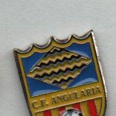 Coleccionismo deportivo: ANGULÄRIA C.F.-ANGLOSOLA¡-LERIDA. Lote 186181877