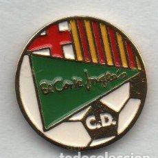 Coleccionismo deportivo: EL CORTE INGLES C.D.-BARCELONA. Lote 186182017
