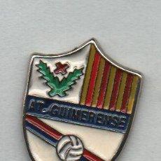 Coleccionismo deportivo: GUIMERENSE ATLETICO-HOSPITALET DE LLOBREGAT-BARCELONA. Lote 186182263
