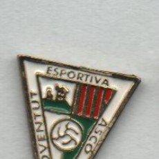 Coleccionismo deportivo: ASCÓ JUVENTUD ESPORTIVA-ASCÓ-TARRAGONA. Lote 186182702