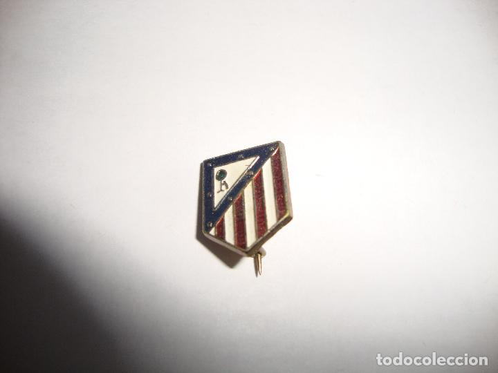 ANTIGUA INSIGNIA PIN AGUJA ATLETICO DE MADRID (Coleccionismo Deportivo - Pins de Deportes - Fútbol)
