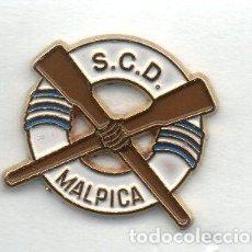 Collezionismo sportivo: MALPICA S.C.D.MALPICA DE BERGANTIÑOS-CORUÑA. Lote 189336648