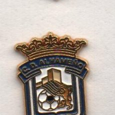 Collectionnisme sportif: ALHAMEÑO C.D.-ALHAMA-MURCIA. Lote 191110051