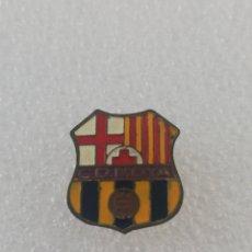 Colecionismo desportivo: CD MOYA CLUB DEPORTIVO MOIA BARCELONA CATALUNYA PIN INSIGNIA OJAL SOLAPA ANTIGUA FUTBOL.. Lote 191902470