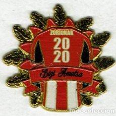 Coleccionismo deportivo: ATHLETIC CLUB ZORIONAK 2020 BIZI AMETSA. Lote 192251710