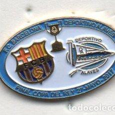 Colecionismo desportivo: FINAL DE COPA-BARCELONA-ALAVES (27-05-2017)-VITORIA-ALAVA. Lote 193115305