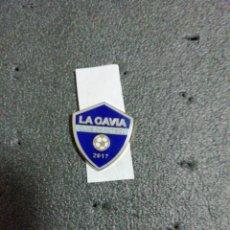 Collectionnisme sportif: PIN LA GAVIA CF - MADRID. Lote 194249032
