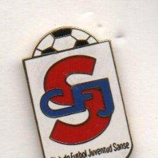 Coleccionismo deportivo: JUVENTUD SANSE C.F.-SAN SEBASTIAN DE LOS REYES-MADRID. Lote 194309461