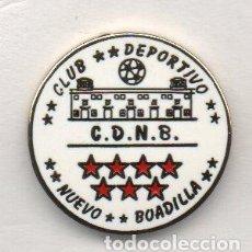 Coleccionismo deportivo: NUEVO BOADILLA C.D.-BOADILLA DEL MONTE-MADRID. Lote 194309563