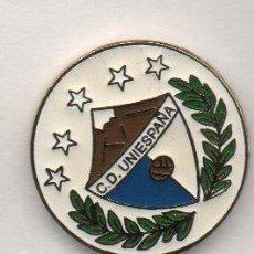 Coleccionismo deportivo: UNIESPAÑA C.D.-MADRID. Lote 194309715