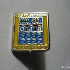 Colecionismo desportivo: PIN FUTBOL C.P.CASTAÑARES. Lote 194339772