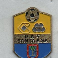 Collectionnisme sportif: SANTA ANA DEPORTIVO-MADRID. Lote 194341230