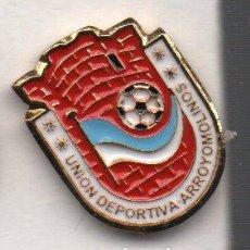 Collectionnisme sportif: ARROYOMOLINO U.D.-ARROYOMOLINOS-MADRID. Lote 194362175