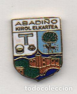 ABADIÑO K.E.-ABADIÑO-BIZKAIA (Coleccionismo Deportivo - Pins de Deportes - Fútbol)