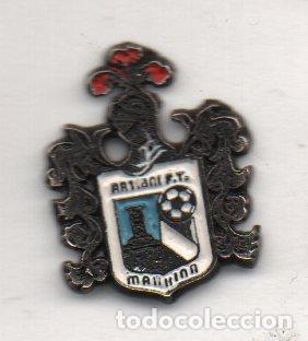ARTIBAI F.T.-MARKINA-BIZKAIA (Coleccionismo Deportivo - Pins de Deportes - Fútbol)