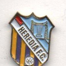 Coleccionismo deportivo: HEREDIA F.C.-PORTUGALETE-BIZKAIA. Lote 195336816