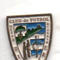 Coleccionismo deportivo: BIZKERRE C.F.-GUETXO-BIZKAIA. Lote 195552305