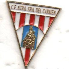 Coleccionismo deportivo: NUESTRA SEÑORA DEL CARMEN-BARACALDO-BIZKAIA. Lote 195552345