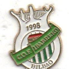 Coleccionismo deportivo: IBARREKO C.D.F.-BILBAO-BIZKAIA. Lote 195553040