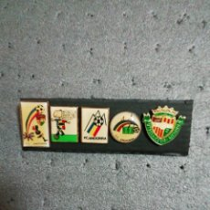 Collectionnisme sportif: LOTE 5 PINS FC ANDORRA. Lote 196673646