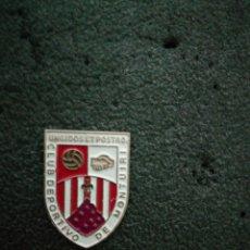 Collectionnisme sportif: PIN C. D. MONTUIRI - MONTUIRI (MALLORCA). Lote 198960292