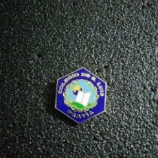 Collectionnisme sportif: PIN C. D. COLEGIO SAN LUIS - PRAVIA (ASTURIAS). Lote 199396065